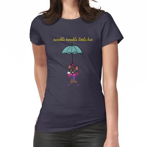Twinkle Twinkle Little Bat Frauen T-Shirt
