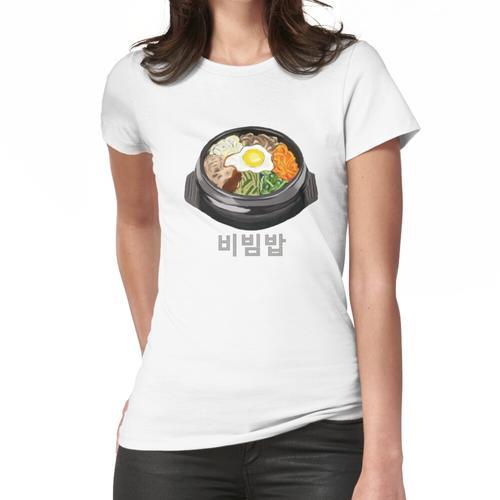 Bibimbap 비빔밥 Frauen T-Shirt
