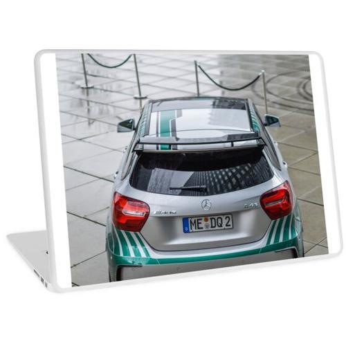 A45 AMG Petronas Laptop Skin