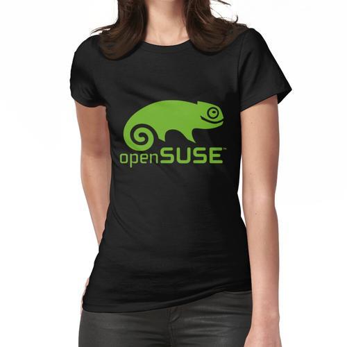 openSUSE Linux Frauen T-Shirt