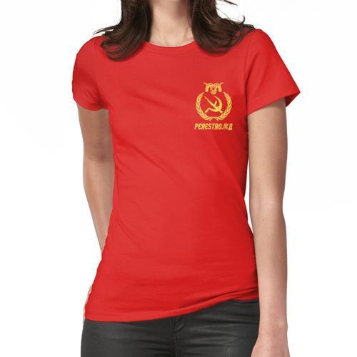 Pastoriza e Perestrojka Frauen T-Shirt