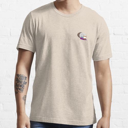 Kokosnusswasser. Kokoswasser Essential T-Shirt