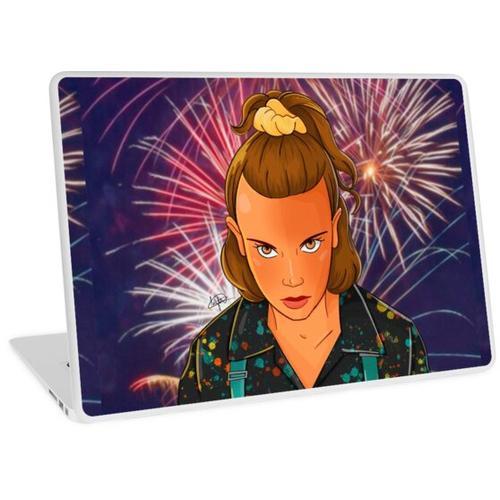 Elf Feuerwerke Laptop Skin