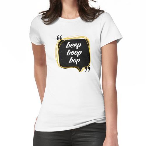 Piepser Boop Bop Frauen T-Shirt