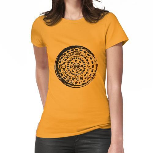 AMB Kanaldeckel Frauen T-Shirt