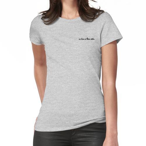 Wir lieben eine dicke Schwester Frauen T-Shirt