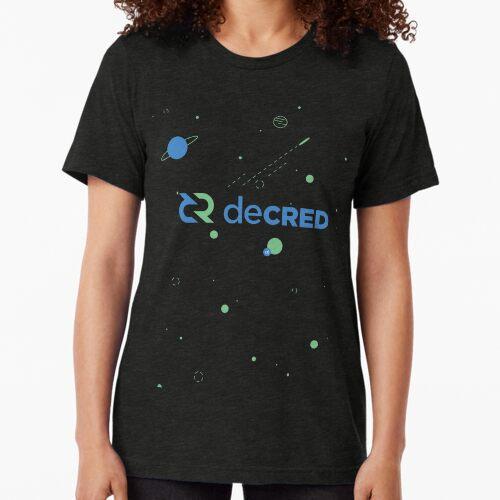 Decred - Universum Vintage T-Shirt