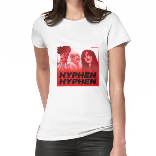 Bindestrich Bindestrich - Action Fan Frauen T-Shirt