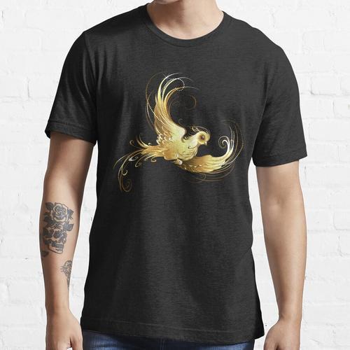 Goldener Vogel (Goldvogel) Essential T-Shirt