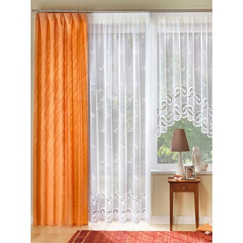 Gardine weiß Wohnzimmergardinen Gardinen nach Räumen Vorhänge