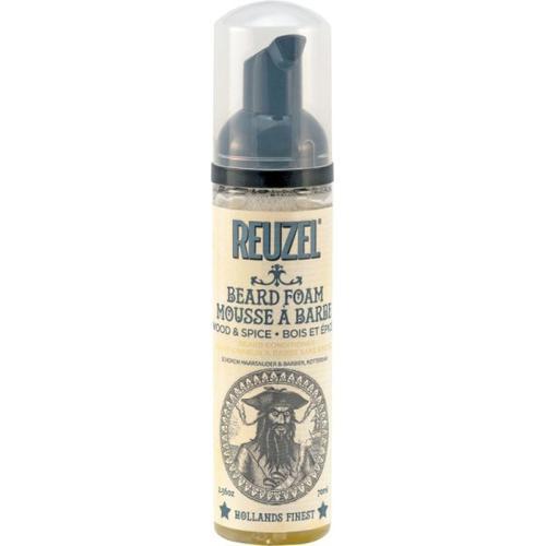 Reuzel Wood&Spice Beard Mousse 70 ml Bart Conditioner