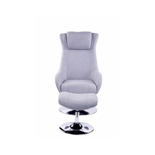 SIT Höhenverstellbarer Sessel inkl. Fusshocker 2455-05 / B 71 x H