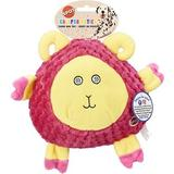 Ethical Pet Calypso Cuties Ball Squeaky Plush Dog Toy, Color Varies