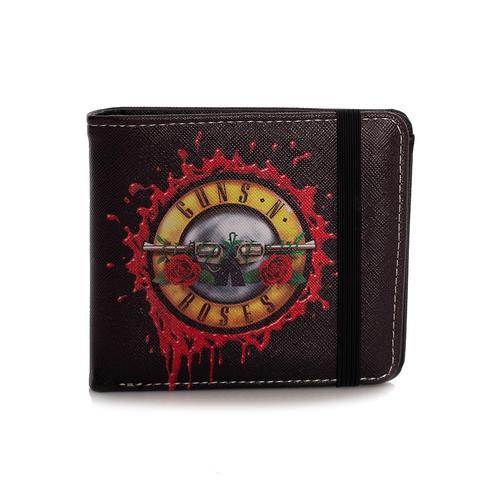 Guns N' Roses - Splatter - Portemonnaies