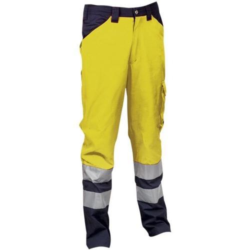 Warnschutz-Bundhose »ENCKE« Größe 3XL gelb, Cofra