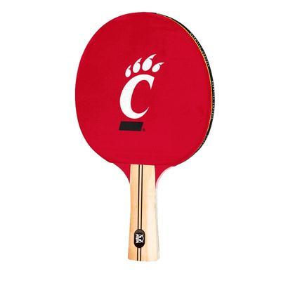 Cincinnati Bearcats Logo Table Tennis Paddle
