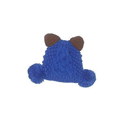 Winter Hat: Blue...