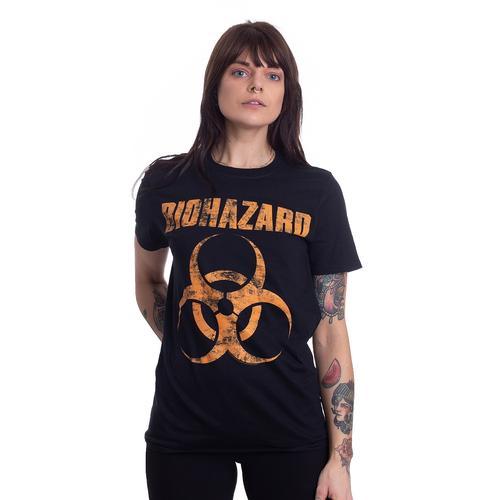 Biohazard - Logo - - T-Shirts