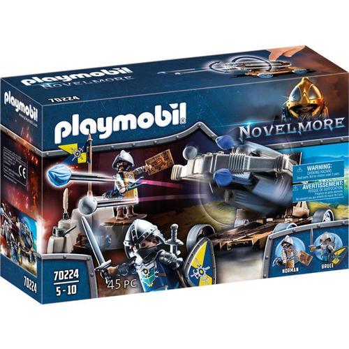 PLAYMOBIL® Novelmore 70224 Geniale Wasserballiste, bunt