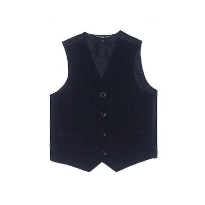 Sahara Club Tuxedo Vest: Blue Ja...