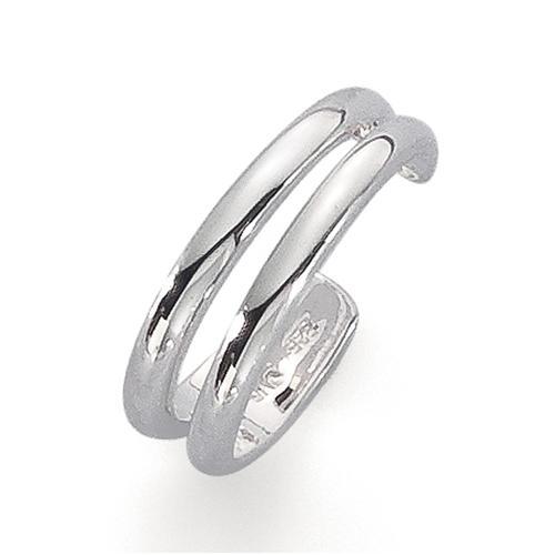 Zehenring Silber