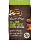 Merrick Grain Free Dry Dog Food Real Lamb & Sweet Potato Recipe, 22-lb bag