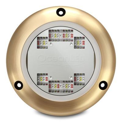 """OceanLED Flashlights Sport S3166s Underwater Surface Mount 3500 Fixture Lumens LED Model: 012110C"""