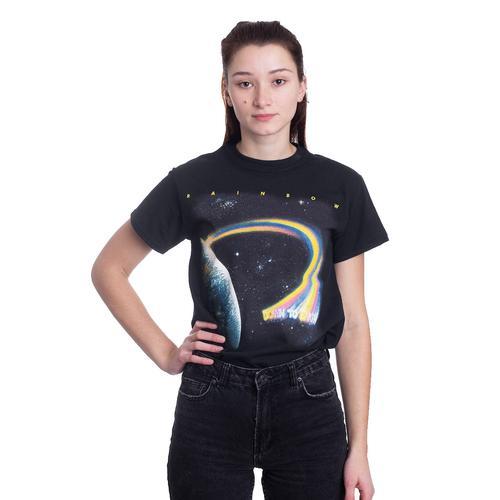 Rainbow - Down To Earth - - T-Shirts
