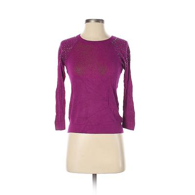 Express Pullover Sweater: Pink S...