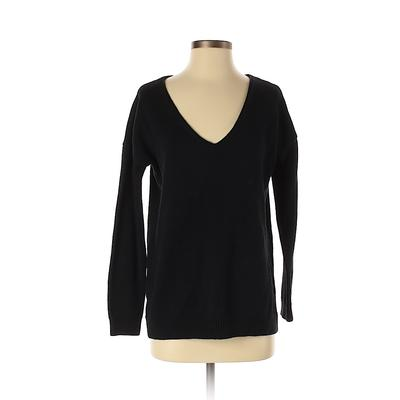Express Pullover Sweater: Black ...