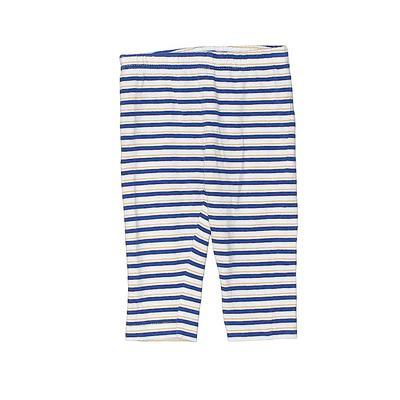 Isaac Mizrahi Yoga Pants - Elastic: Blue Sporting & Activewear - Size 3-6 Month