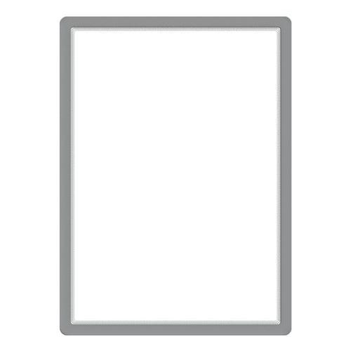 Magnetischer Posterrahmen »Magneto« DIN A2 silber, Tarifold, 46.2x63.6 cm
