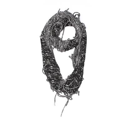 Scarf: Black Stripes Accessories