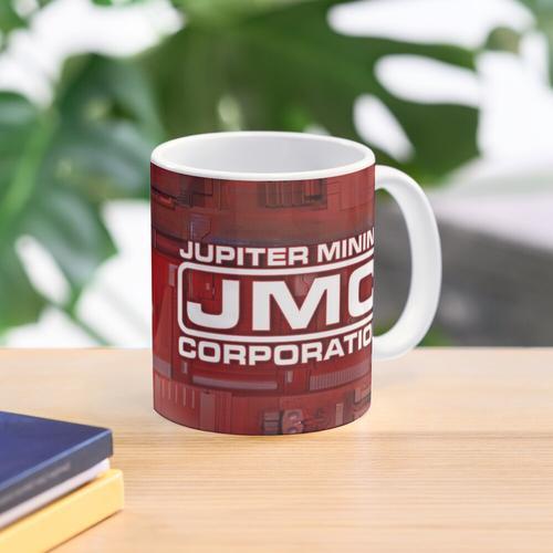 Red Dwarf - JMC (Jupiter Mining Corp) Mug