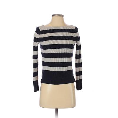 Gap Pullover Sweater: Blue Print...