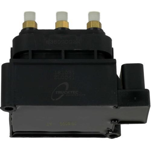 Trucktec Ventil-block Luftfederung Druckluftanlage Airmatic Mercedes W164 W251 Mercedes-benz: 0993200058 0993200258 2123200158 2123200358 A09932000