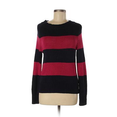 Gap Pullover Sweater: Blue Strip...