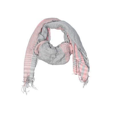 Scarf: Gray Stripes Accessories