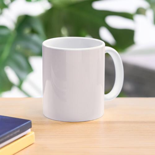 rette das Haus Nilpferd Tasse