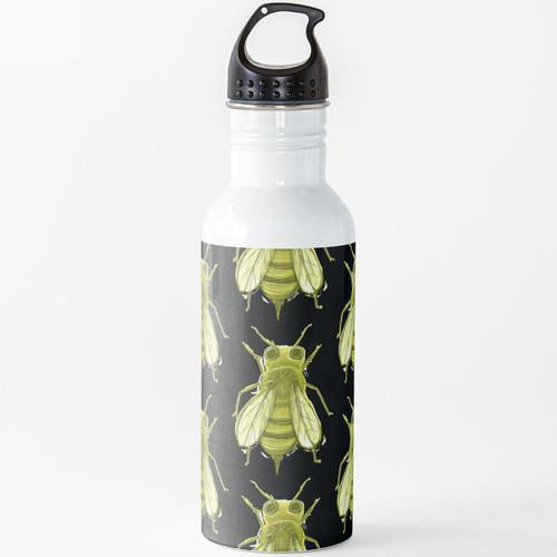 Bienen Bienen Bienen Wasserflasche