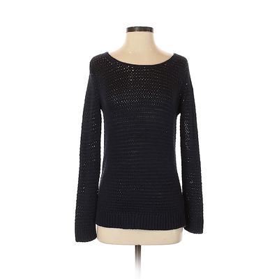 Gap Pullover Sweater: Blue Polka...