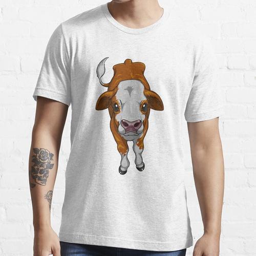 Kalb-Serie - Simmental Essential T-Shirt