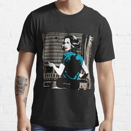 Kabel Mädchen Las Chicas Del Kabel - Lidia Aguilar Retro Essential T-Shirt