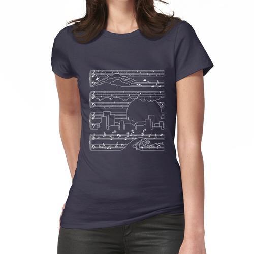 Die Mondscheinsonate Frauen T-Shirt