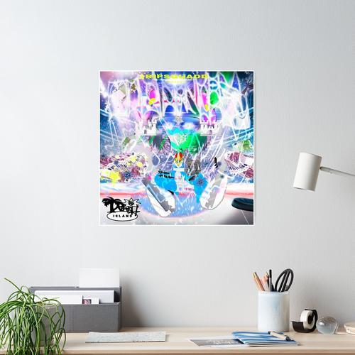 Icedancer Poster