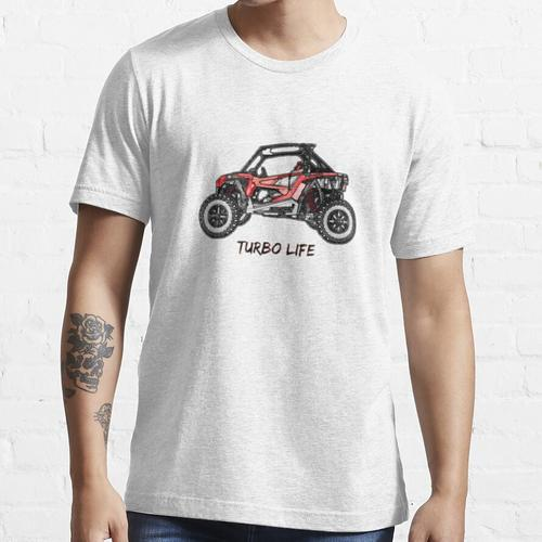 RZR Turbo S - Turbo Life Essential T-Shirt