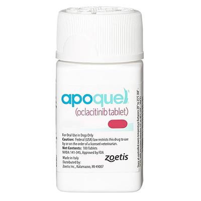 Apoquel For Dogs (3.6 Mg) 10 Tablet