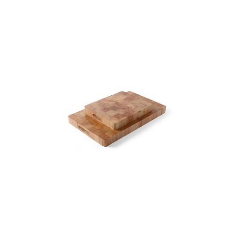Holzschneidbrett GN 1/1 45 mm