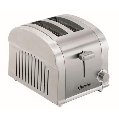 1 x Bartscher 2 Scheiben Toaster...