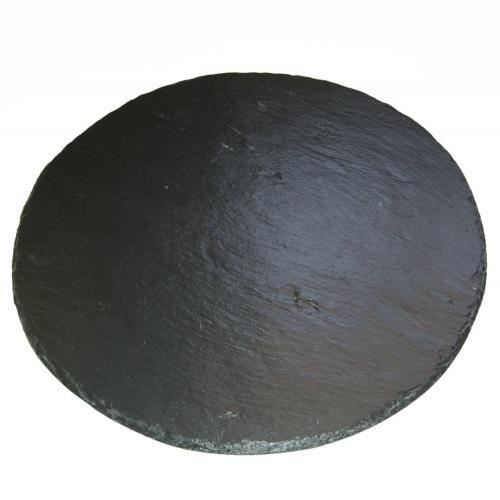 Schieferplatte rund 60cm